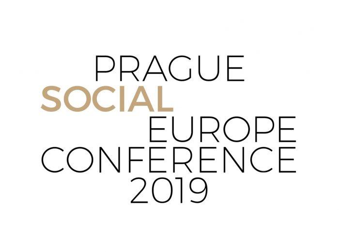 Prague Social Europe Conference 2019: Sociální soudržnost vdobě digitalizace